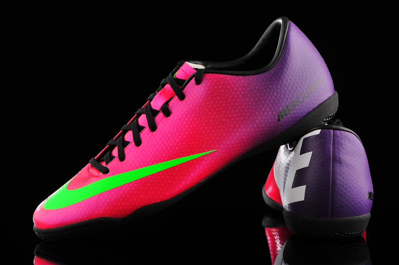 crucero prometedor Mediana  Nike Mercurial Victory IV IC 555614-635 | R-GOL.com - Football boots &  equipment