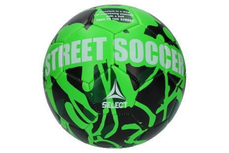 Lopta Select Street Soccer 2020 Green veľkosť 4.5