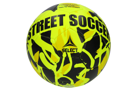 Lopta Select Street Soccer 2020 Yellow veľkosť 5