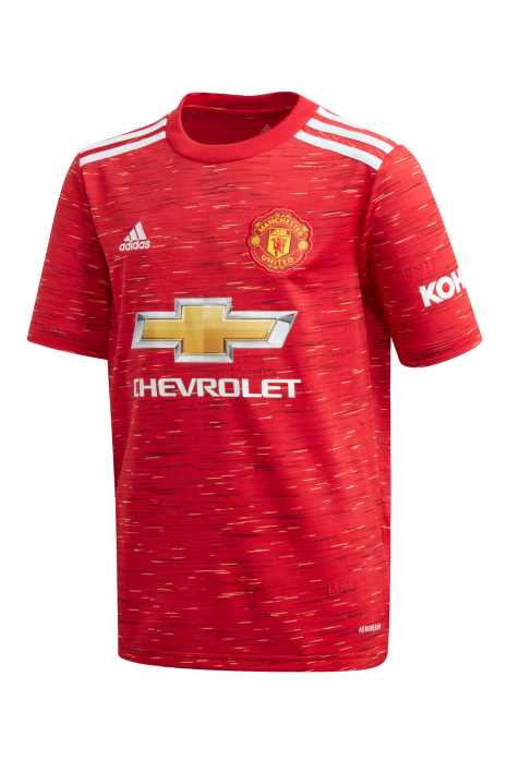 Koszulka adidas Manchester United 20/21 Domowa Junior