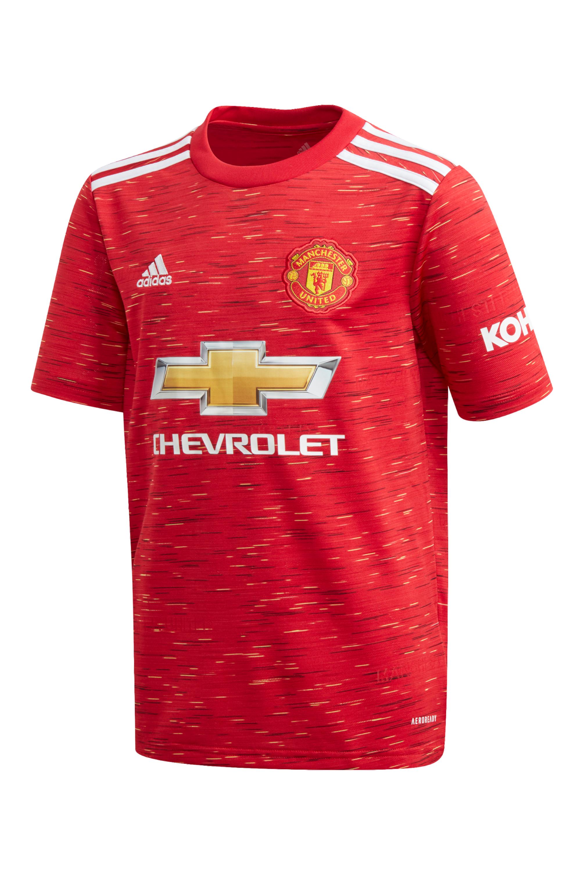 Football Shirt Adidas Manchester United 2020 21 Junior R Gol Com Football Boots Equipment