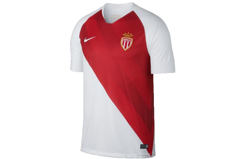 tirar a la basura Proceso de fabricación de carreteras tubo  Football Shirt Nike AS Monaco 2018/19 Breathe Stadium Away 918982-100 |  R-GOL.com - Football boots & equipment