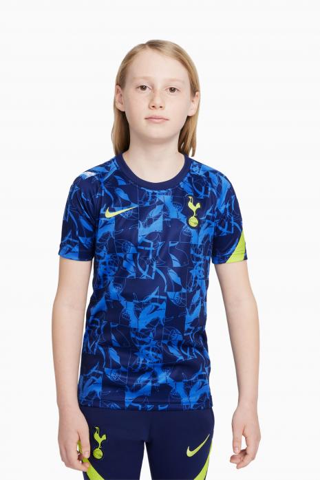 Tričko Nike Tottenham Hotspur 21/22 Breathe Top PM Junior