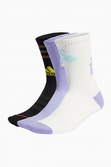 Ponožky adidas Tiro 3S 3-PACK