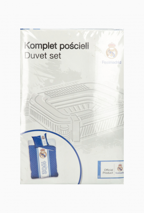 Sada posteľnej bielizne Real Madrid 160x200+70x80
