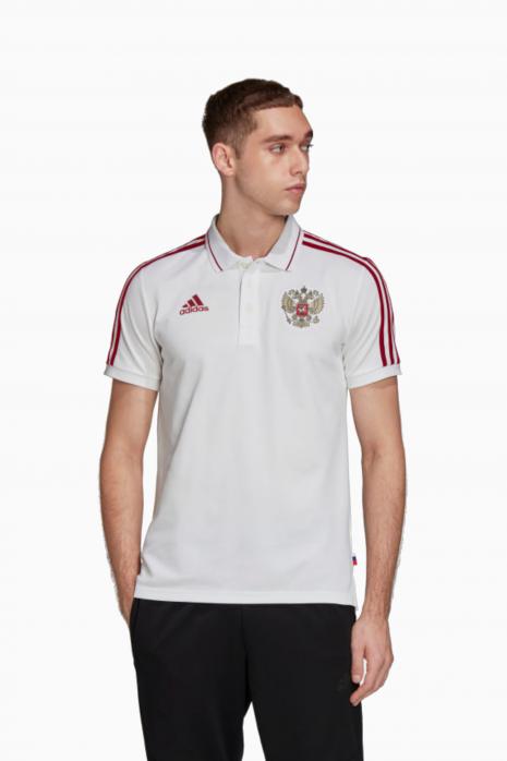 Koszulka adidas Rosja Polo