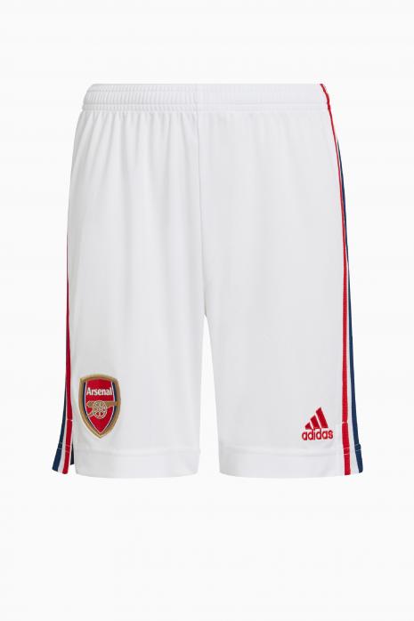 Spodenki adidas Arsenal Londyn 2021/22 Domowe Junior