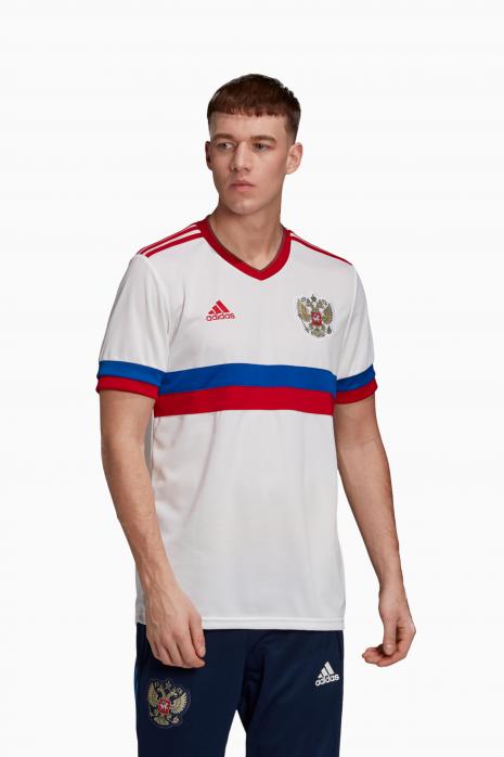 Koszulka adidas Rosja wyjazdowa