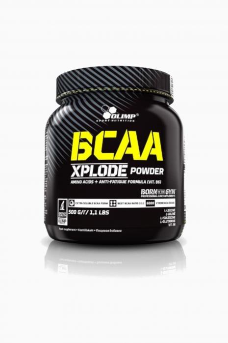 Olimp BCAA Xplode 500g cytrynowy