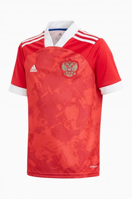 Koszulka adidas RFU Rosja 2020 Domowa Junior