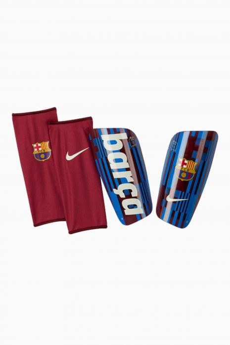 Chrániče Nike FC Barcelona 21/22 Mercurial Lite