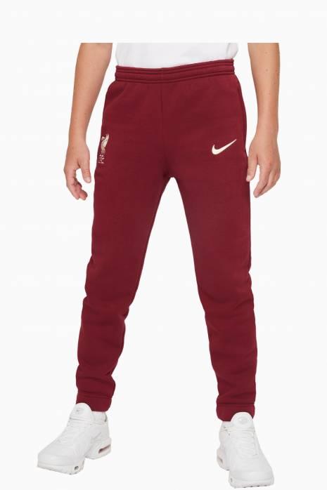 Nohavice Nike Liverpool FC 21/22 GFA Fleece BB Junior