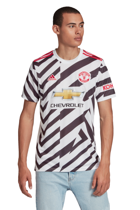 Koszulka adidas Manchester United 20/21 Trzecia