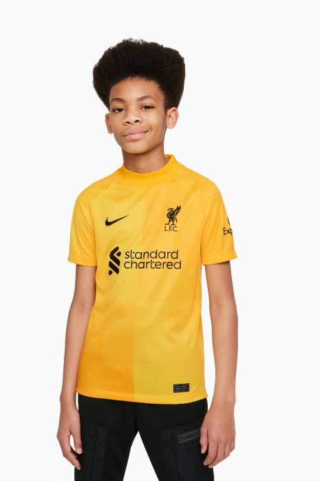 Koszulka Nike Liverpool FC 21/22 Goalkeeper Stadium Junior